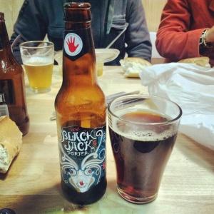 Left Hand Black Jack Porter