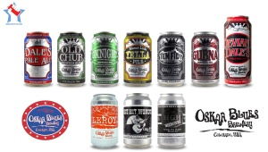 Oskar Blues Brewery: maravillas enlatadas desde Colorado.